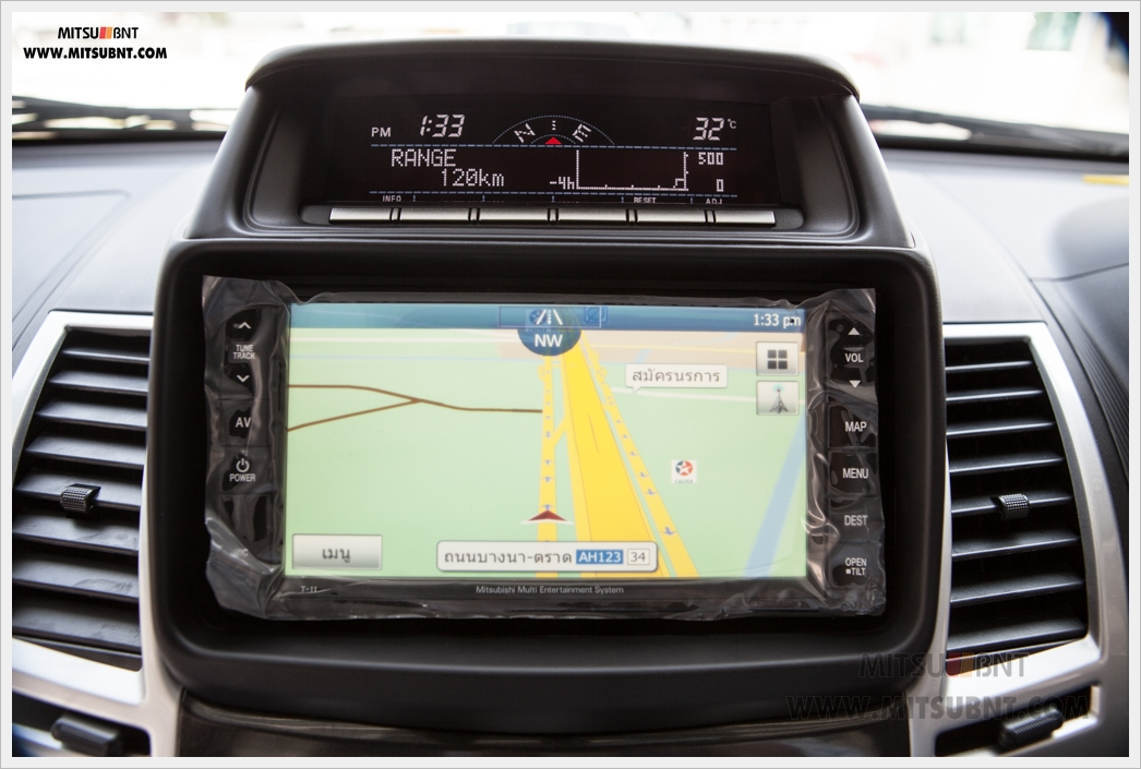 Review : Pajero Sport 2014 Version RV METER เฉพาะมิตซู บี ...